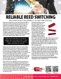 Reliable Reed Switching Best Practices for Normally Closed Applications