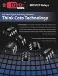 CotoMOS Short Form Catalog
