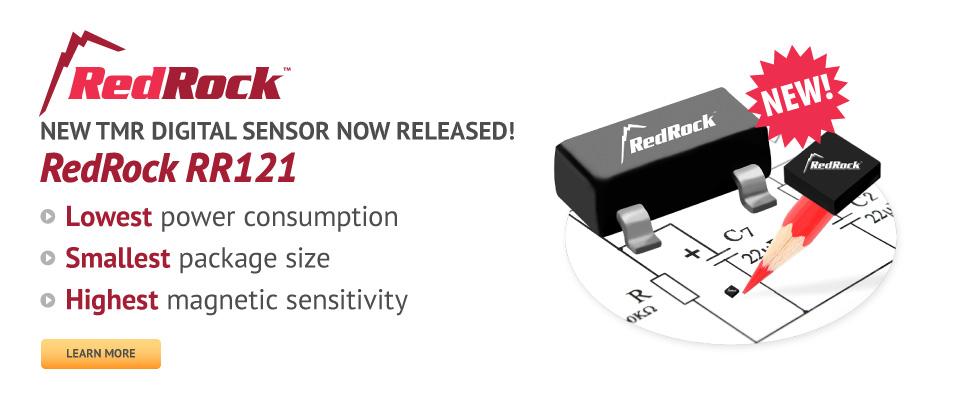 RedRock 121 TMR Digital Sensor