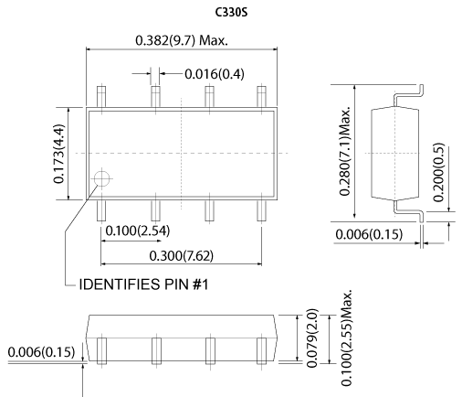 C230S/C330S mechanicals