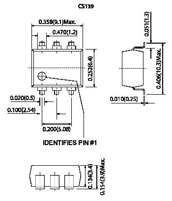 CT139/CS139 mechanicals
