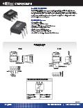 CotoMOS CT470 / CS470 Datasheet