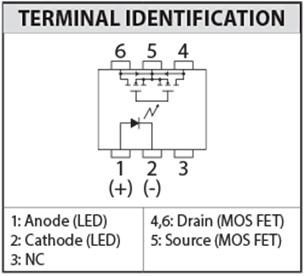 CotoMOS CT136HT-CS136HT Terminal ID