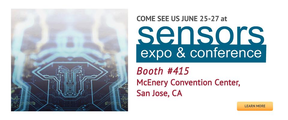 Coto Technology - Sensors 2019 June 25-27 Booth 415